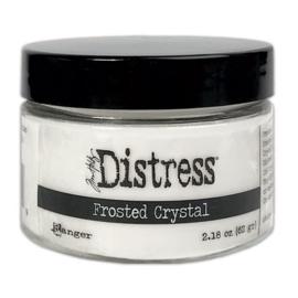 Ranger • Distress embossing medium Frosted crystal TDA78319