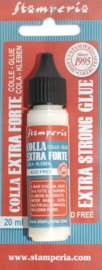Stamperia Extra Strong Glue 20ml (DC07S)
