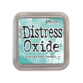 Ranger Distress Oxide Ink Pad - Evergreen Bough  TDO55938