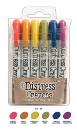 Distress Crayons set2 TDBK47919