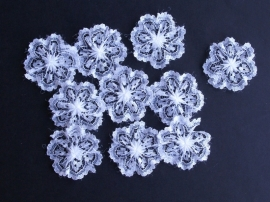 Bloemen stof