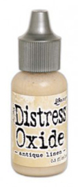 Distress Oxide Re-inker Antique Linen