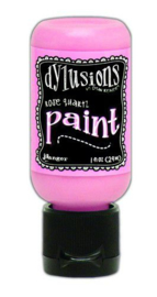 Ranger Dylusions Paint Flip Cap Bottle 29ml - Rose Quartz DYQ70634