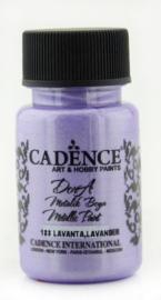 Cadence Dora metallic verf Lavendel 01 011 0188 0050 50 ml
