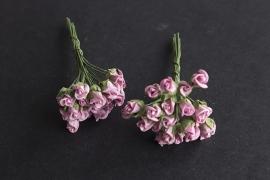 Roos bud roze
