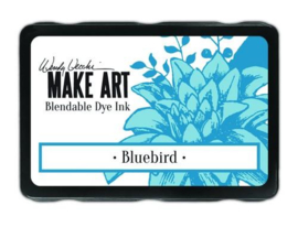 Ranger MAKE ART Dye Ink Pad Bluebird WVD62578 Wendy Vecchi 5,8x8,3cm