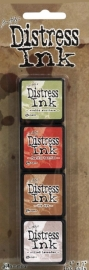 Mini Distress Pad Kit 11