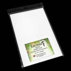 Lavinia Multifarious Card – A5 White