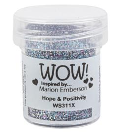 WS311X - Wow Hope & Positivity - X