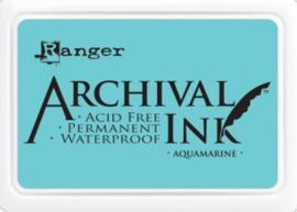 Ranger - Archival Ink Pads - Aquamarine AIP30577