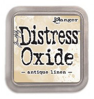 Ranger Distress Oxide Ink Pad - Antique Linen TDO55792