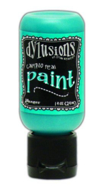 Ranger Dylusions Paint Flip Cap Bottle 29ml - Calypso Teal DYQ70412