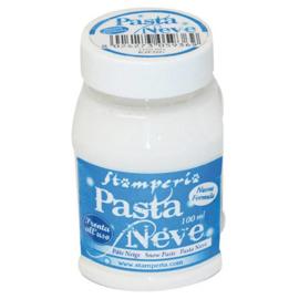 Stamperia Snow Paste 100 ml K3P266