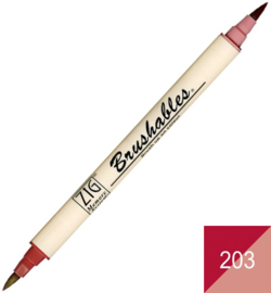 Brushables 203 Antique Burgundy MS-7700/203