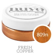 Nuvo embellishment mousse - fresh copper 809N