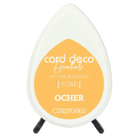 Card Deco Essentials Fade-Resistant Dye Ink Ocher  CDEIPU002