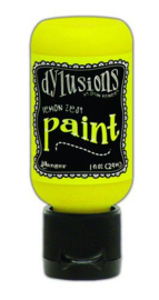 Ranger Dylusions Paint Flip Cap Bottle 29ml - Lemon Zest DYQ70535