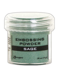 Ranger Embossing Powder 34ml - EP - SAGE METALLIC EPJ60406