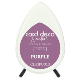 Card Deco Essentials Fade-Resistant Dye Ink Purple  CDEIPU013