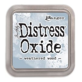 Ranger Distress Oxide Ink Pad - Weathered Wood TDO56331
