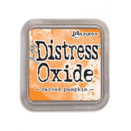 Ranger Distress Oxide Ink Pad - Carved Pumpkin TDO55877