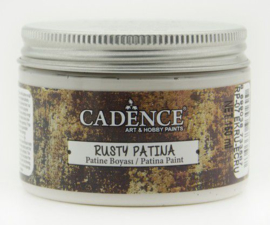 Cadence rusty patina verf Ecru 01 072 0007 0150 150 ml
