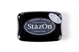 Stazon inktkussen Stone Gray SZ-000-032