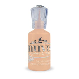 Nuvo crystal drops - sugard almonds 671N
