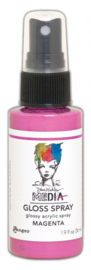 Ranger • Dina Wakley media gloss spray magenta MDO68518