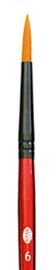 930016600 - Synthetik Pinsel spitz Gr.6