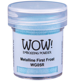 WOW! WG05R - First Frost Metalline