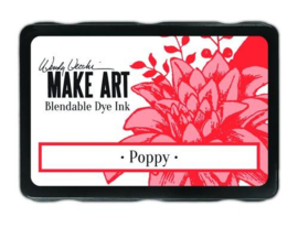 Ranger MAKE ART Dye Ink Pad Poppy WVD62622 Wendy Vecchi 5,8x8,3cm
