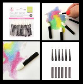 Vaessen Creative • Chalk applicators 12pcs 7005-007