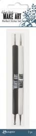 Ranger • Wendy Vecchi make art perfect stylus set WVA72515