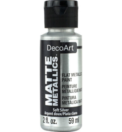 Matte Metallics Soft Silver DMMT04-30 59 ml