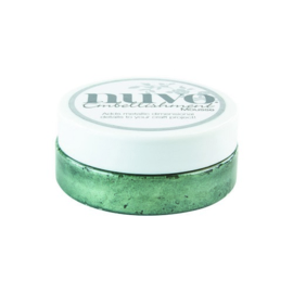 Nuvo embellishment mousse - seaspray green 817N
