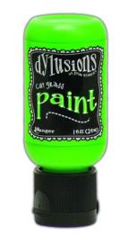 Ranger Dylusions Paint Flip Cap Bottle 29ml - Cut Grass DYQ70443