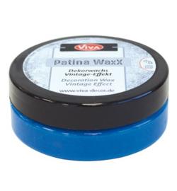 Patina-WaxX Blau