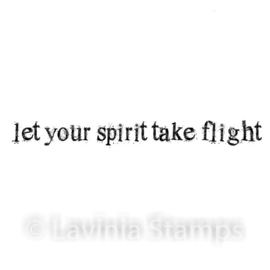 Let Your Spirit Take Flight – LAV523