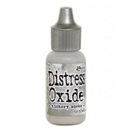 Distress Oxide re-inker Hickory Smoke TDR57123