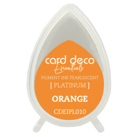 Card Deco Essentials Fast-Drying Pigment Ink Pearlescent Orange  CDEIPL010