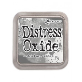 Ranger Distress Oxide Ink Pad - Hickory Smoke TDO56027