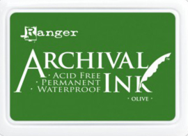 Ranger - Archival Ink Pads - Olive AIP31482