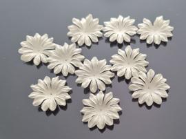 BLF wit 4 cm 10 stuks