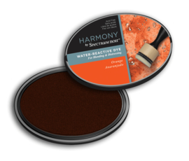 Spectrum Noir Inktkussen - Harmoniy Water Reactieve - Orange