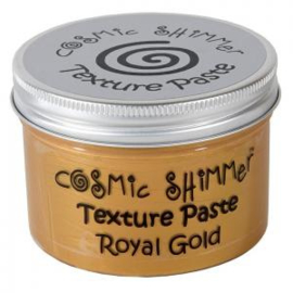 Cosmic Shimmer Texture Paste Royal Gold 150 ml