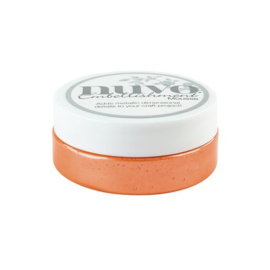Nuvo embellishment mousse - orange blush 812N