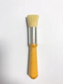 Stencil tamponeer penseel 1 stuk, formaat 6 11901-3002