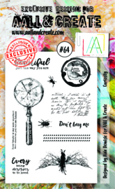 AALL & Create A6 Stamp set #64