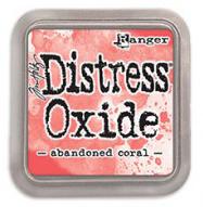 Ranger Distress Oxide Ink Pad - Abandoned Coral TDO55778
